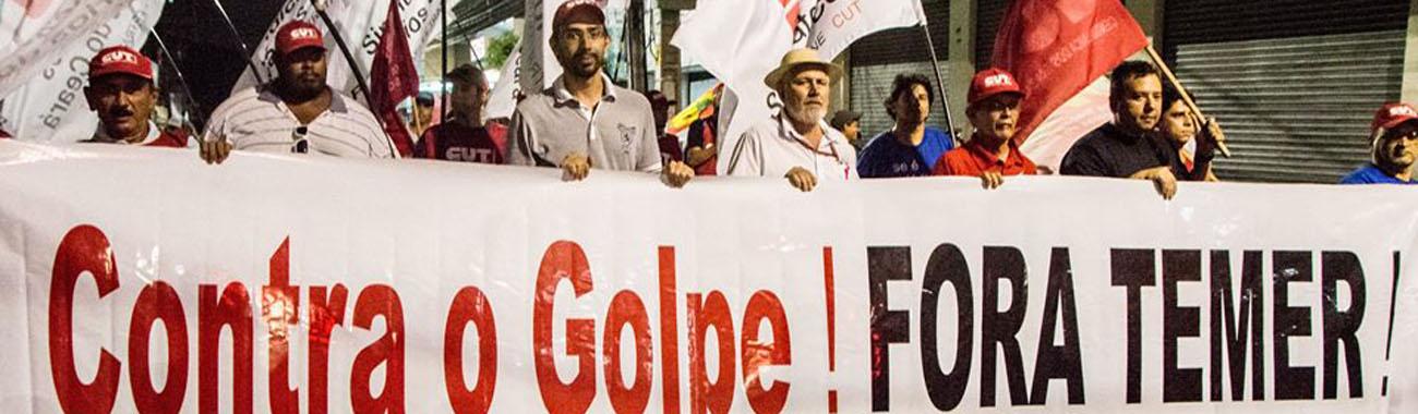 Movimentos sa�ram �s ruas contra a PEC 241. Em Fortaleza ato reuniu 20 mil pessoas