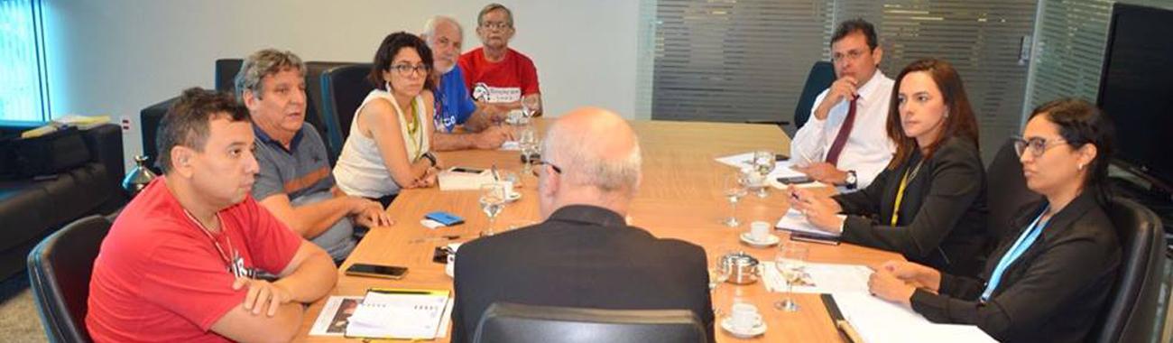 Sindicato reuniu-se com BB para conhecer e questionar nova reestruturação que preocupa funcionários