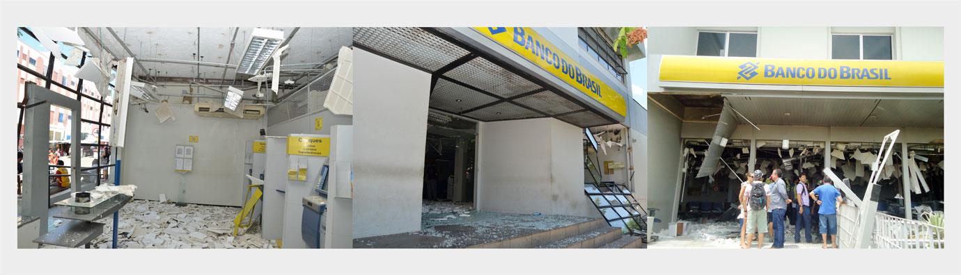 Inseguran�a: ataques a bancos no Interior do Cear� aterrorizam banc�rios e cidad�os