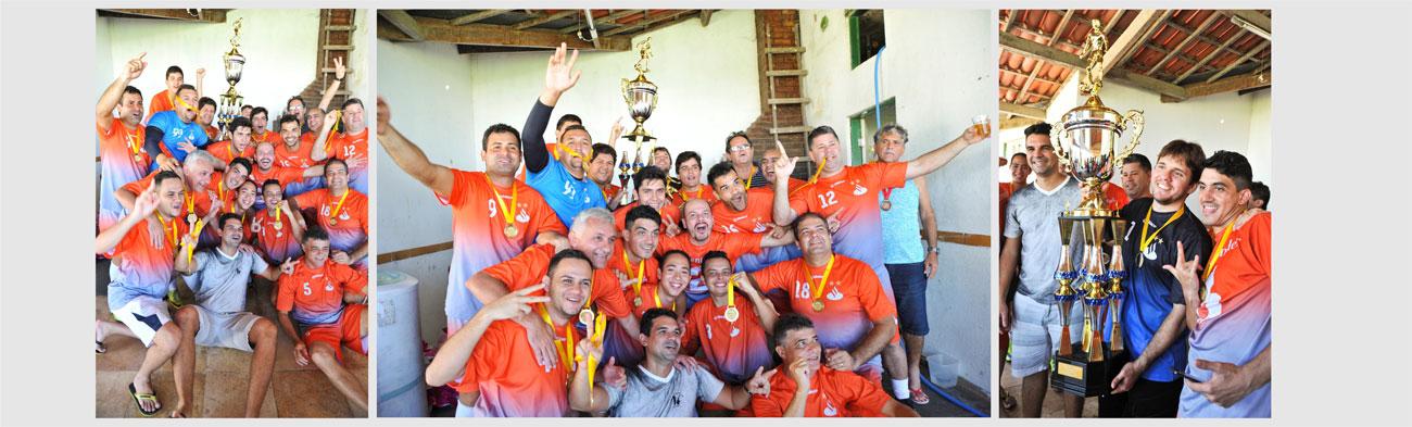 Esporte: Santander � bicampe�o da Copa dos Campe�es dos Banc�rios