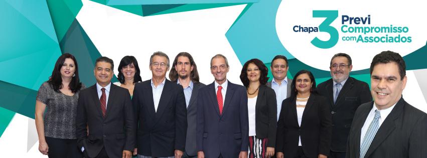 Sindicato apoia Chapa 3 � Compromisso com Associados nas elei��es da Previ. Elei��o vai at� 27/5