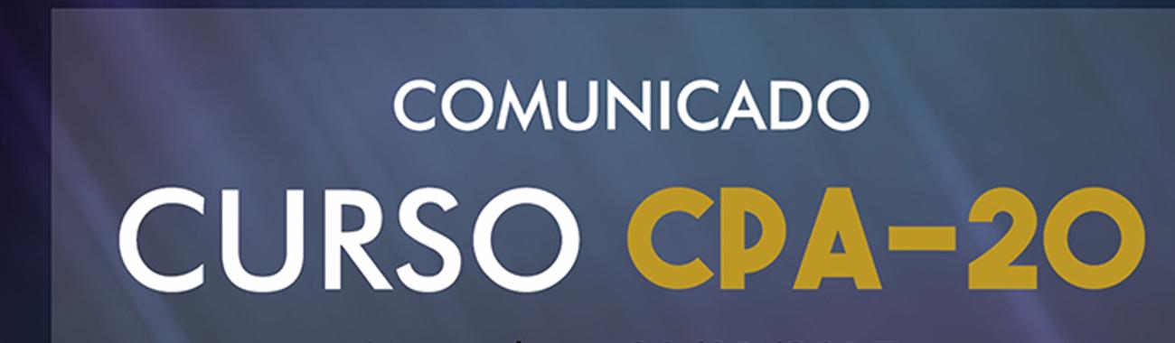 Sindicato abre inscrições ao novo Curso de Preparação CPA-20