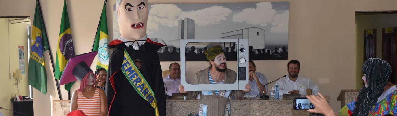 Reforma da Previdência: Audiência pública em Itaiçaba tem participação da Caravana do Sindicato