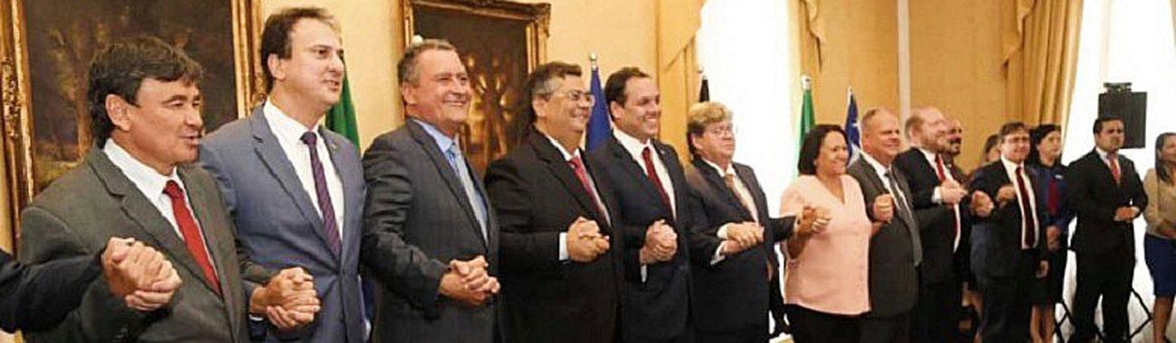 Nordeste se une contra propostas do governo federal