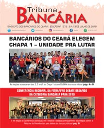 Edição Nº 1578 de 8 a 13 de julho de 2019